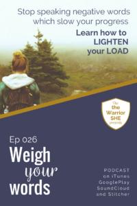 026.Lighten Your Load