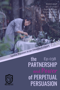 038.the Partnership and Power of Perpetual Persuasion.Pin