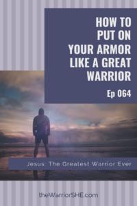 064.GreatestWarrior.PIN
