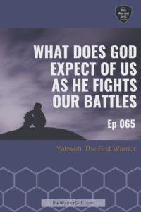 065.First Warrior Battle